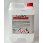 DRUCHEMA dezinfekce alkoholová Anti COVID 5litrů