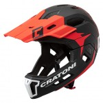 CRATONI C-MANIAC 2.0 MX - black-red matt 2020