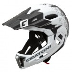 CRATONI C-MANIAC 2.0 MX - white-black matt 2020