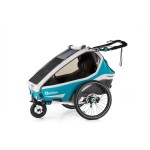QERIDOO Kidgoo2 Sport 2020 - Petrol Blue 2021