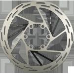 SRAM Kotouč Paceline 140mm (v balení oceloví šrouby) Rounded