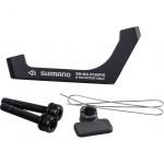 SHIMANO adaptér zadní kotoučové brzdy SMMAR160PDH rovný