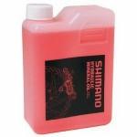SHIMANO - 1 litr minerální olej pro kotoučové brzdy, kapalina