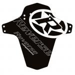 REVERSE Blatník přední MudGuard Logo černý