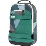 NITRO batoh AXIS fragments green