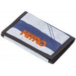 NITRO peněženka WALLET heather stripe