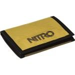 NITRO peněženka WALLET golden mud