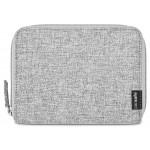 PACSAFE peněženka RFIDSAFE LX150 PASSPORT WALLET tweed grey