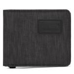 PACSAFE peněženka RFIDSAFE BIFOLD WALLET carbon