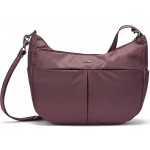 PACSAFE kabelka CRUISE CARRY ALL CROSSBODY pinot