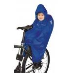 FORCE pláštěnka pončo na dítě v dětské sedačce mod