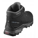 SALOMON boty Shelter Spikes CS WP UK10 black/ebony