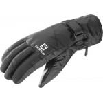 SALOMON rukavice Force dry M black L 20/21