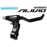 """SHIMANO brzdové páky Alivio BL-T4000 """"V"""" černé"""