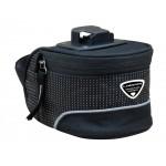 LONGUS taška Carie QR podsedlová černá