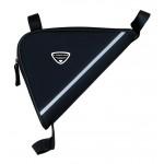 LONGUS taška Tripeak do rámu 1L vystužená černá