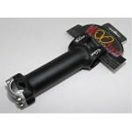 WOODMAN představec MTB 4-95 28,6/135/25,4mm černý