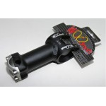 "WOODMAN představec MTB 4 HS 1-1/4""/105/25,4mm čern"