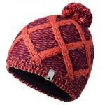 ATOMIC W ALPS Pom Beanie Berry/Coral