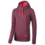 ATOMIC W ALPS Hoodie Heather Berry