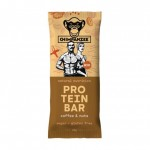CHIMPANZEE BIO PROTEIN BAR Coffee - Nuts 45g, CZ-BIO-002