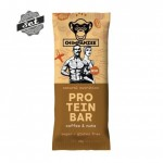 CHIMPANZEE BIO PROTEIN BAR Coffee - Nuts 45g, CZ-BIO-002 - 4+1 SET (5x40g)