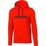 ATOMIC mikina RS hoodie red XL 20/21