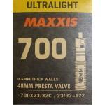 MAXXIS duše 700x23/32 FV 48mm ultra lite