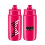 ELITE láhev 0,5l Fly Giro 2020 Iconic růžová