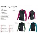 NALINI Dres AIW LW Lady Jersey 2.0 - Pink 2019