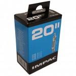 """IMPAC duše 20"""" DV20 40/60-406 Dunlop ventilek"""