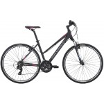 "MAXBIKE cross 28"" Belize Lady C400 18"" šedý mat/ty"