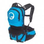 ERGON batoh BE2-S Enduro černá/modrá