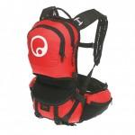ERGON batoh BE2-S Enduro černá/červená