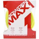 MAX1 bovden řadící s teflonem 4mm fluo žlutá 3m