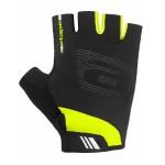 ETAPE rukavice GARDA, černá/žlutá fluo