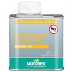 MOTOREX Hydraulic Fluid 75 - 250ml minerální olej pro kotoučové brzdy, kapalina