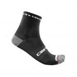 CASTELLI pánské ponožky Rosso Corsa Pro 9, black