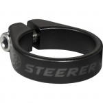 """REVERSE Objímka řízení Steerer Clamp 1 1/8"""" (Black)"""