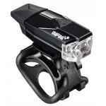INFINI světlo Mini Lava přední 1LED black 4fce,USB