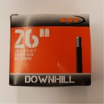 CST duše 26x2,4/2,7 AV (SV) 60/68-559 downhill