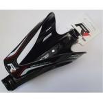 RACE ONE košík na láhev X3 black glossy