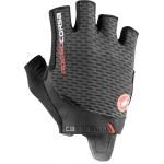 CASTELLI rukavice Rosso Corsa Pro V, dark gray