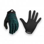 BLUEGRASS rukavice UNION zelená