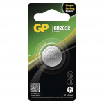GP baterie CR 2032 3V 20x3,2mm