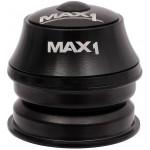 MAX1 hlavové složení . semi-integrované kuličkové černé