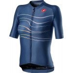 CASTELLI dámský dres Aero Pro W, agate blue