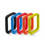 CICLOSPORT PROTOS Silikon-Set 5 barev (modrý,červený,zelený,černý,oranžový) 2022