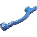REVERSE Adaptér přední brzdy PM-PM 200 mm Blue