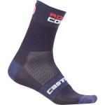 CASTELLI pánské ponožky Rosso Corsa 13 cm, dark steel blue